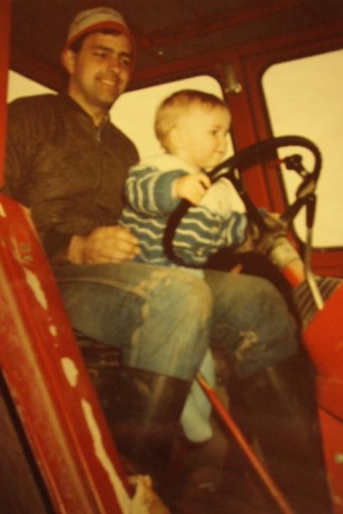 Traktorfører 1987